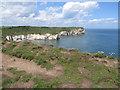 TA2570 : Sea caves, Selwicks Bay by Pauline E
