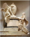 H6116 : DARTREY: Brilliant restoration of famous 18th century statue by D Gore