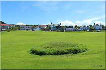 NS2515 : Dunure Village by Billy McCrorie
