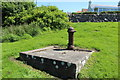 NS2515 : Old Drinking Fountain, Dunure by Billy McCrorie