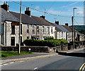 ST0280 : Cowbridge Road houses, Brynsadler by Jaggery