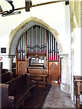 TM4077 : Organ of St.Peter's Church by Adrian Cable
