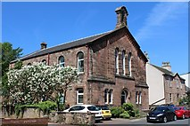 NS5036 : Former United Presbyterian Church, Wallace Street, Galston by Leslie Barrie