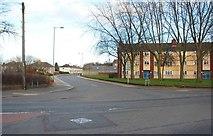 SO9695 : Bull Lane, Bilston near Walsall by P L Chadwick