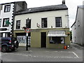 G8839 : McMorrow Meats, Manorhamilton by Kenneth  Allen