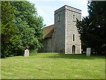 TR3051 : Tilmanstone church by Robin Webster