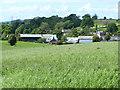 NY5619 : Little Strickland village by Oliver Dixon
