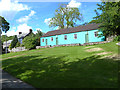 NY5619 : Village Hall, Little Strickland by Oliver Dixon