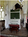 TM4280 : Organ of St.Andrew's Church by Adrian Cable