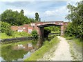 SJ7199 : Bridgewater Canal, Boothstown Bridge by David Dixon