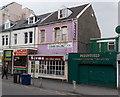 SS6492 : Paddyfield in Swansea by Jaggery