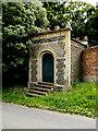 TM3973 : Gatehouse off Walpole Road by Geographer