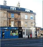 ST7565 : Former Bathwick Street post office, Bath  by Jaggery
