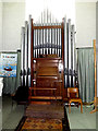 TM3973 : Organ of St. Andrew's Church by Adrian Cable