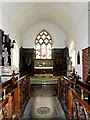 TM3973 : Altar of St. Andrew's Church by Adrian Cable