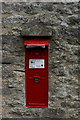 SP0511 : Victorian post box at Chedworth by Ian S