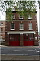 SO8218 : Former Fire Station on Longsmith Street by Ian S