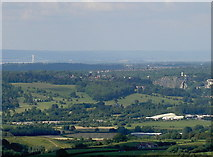 ST5673 : A view of two bridges by Neil Owen