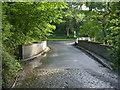 SJ9385 : Norbury Hollow Bridge by Alan Murray-Rust