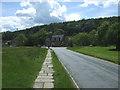 SE7090 : Moor Lane, Hutton-le-Hole by JThomas