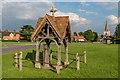 TQ1949 : Village Pump by Ian Capper