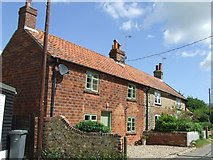 TM3656 : Old Cottage by Keith Evans