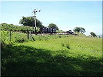 SS6846 : Morthoe: Lynton & Barnstaple Railway by Martin Bodman