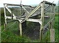 SE0808 : Ladder crow trap by Humphrey Bolton