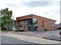 SK2004 : Tamworth Mercia Community Fire Station by Alan Murray-Rust