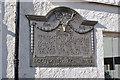 NH5558 : Memorial Plaque, Seaforth Barracks by Richard Dorrell
