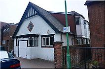TQ8833 : St Mildred's Church Hall, Tenterden by Peter Barr