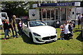 SJ5351 : Maserati at Cholmondeley Pageant of Power 2014 by Jeff Buck