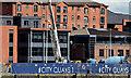 J3474 : CQ1, City Quays site, Belfast - June 2014(2) by Albert Bridge