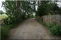 SE3642 : Wayside Mount off Wetherby Road by Ian S