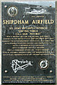 TF9907 : 44th Bomb Group memorial at Shipdham by Evelyn Simak