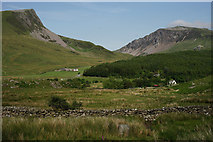 SH5752 : From the Rhyd Ddu Path by Peter Trimming