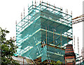 J3372 : Former library, Queen's University, Belfast - June 2014(2) by Albert Bridge
