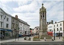SX3384 : Launceston Town Square by Paul Loft