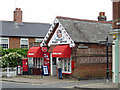 TG3136 : Mundesley post office and shop by Pauline E
