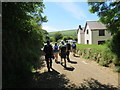 SN0233 : Ffarm Ty'r-iet Farm by Alan Richards