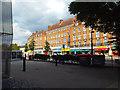 TQ3476 : Flats over shops, Peckham Hill Street by Robin Stott