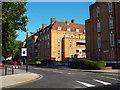 TQ3476 : Wakefield House, Goldsmith Road, Peckham by Robin Stott