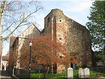 TL9925 : St. Martin's Church, West Stockwell Street, CO1 by Mike Quinn