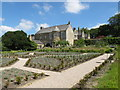 SW8458 : Trerice house and garden by David Hawgood