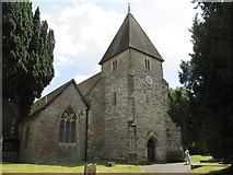 TQ6349 : St Mary's Church, Hadlow, Kent by Richard Rogerson