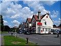 TL5562 : The Black Horse Inn, Swaffham Bulbeck by Bikeboy