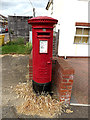 TL8741 : Humphrey Road Edward VIII Postbox by Adrian Cable