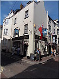SY6878 : Cutter Hotel, Weymouth by Jaggery