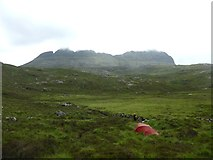 NC1719 : Abandoned fields below Suilven by Sally