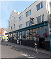 SY6779 : The William Henry, Weymouth by Jaggery